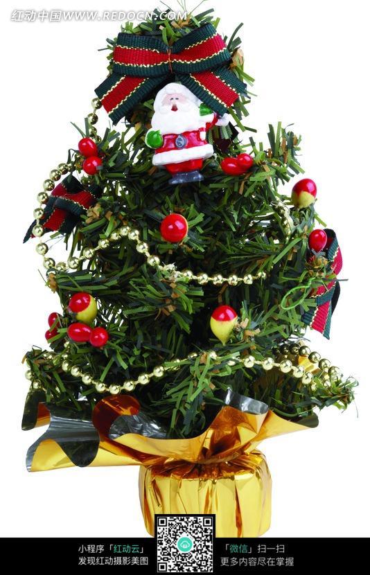 圣诞装饰挂件小圣诞树?
