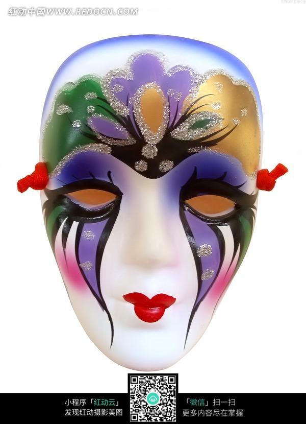 彩绘风格面具图片免费下载 编号787025 红动网