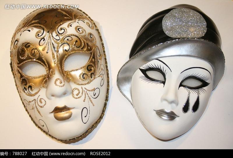 您当前访问素材主题是两个精美的女子面具,编号是788027,文件格式jpg图片