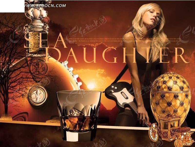 车祸和背洋酒的美女性感美女图片(编号:79810吉他吧外国图片