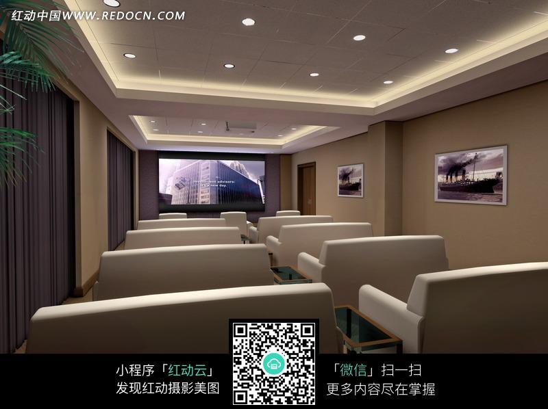 电影厅内部效果图图片高清图片