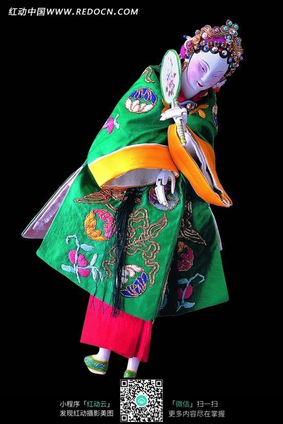 古典美女戏剧人偶图片 其他人物图片