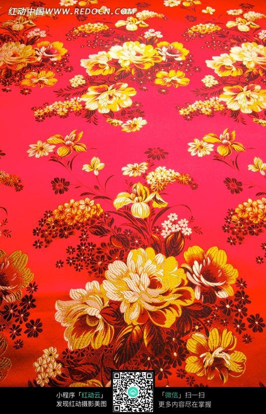牡丹刺绣花图片图片