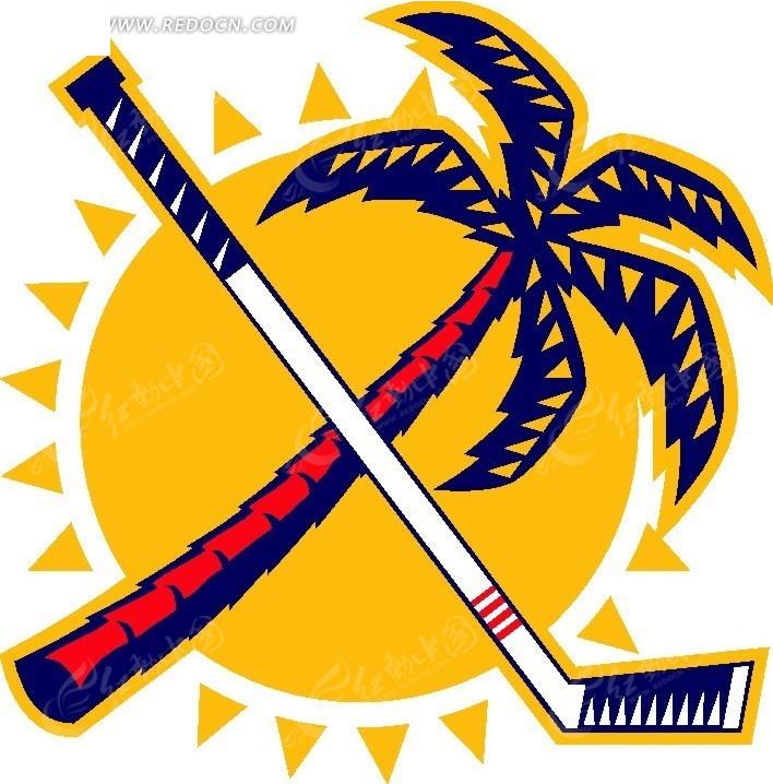 高尔夫logo标志设计