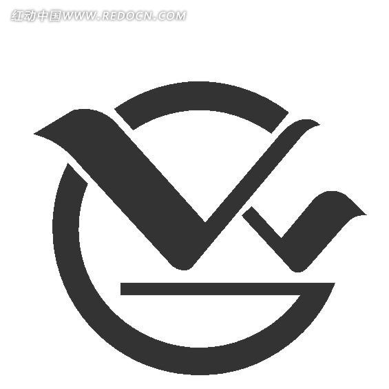 行业标志 > 简洁创意图形logo标志设计  免费下载我要改图 素材编号图片