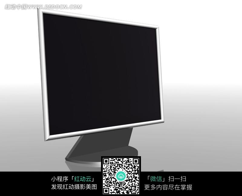 电脑显示器效果图图片