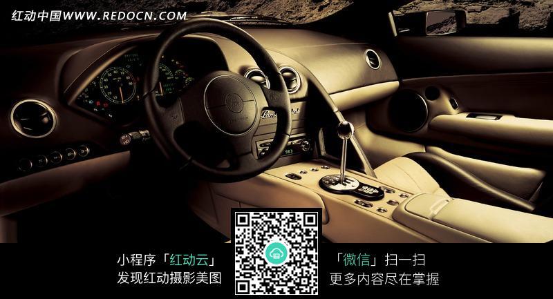 汽车内部控制区图图片