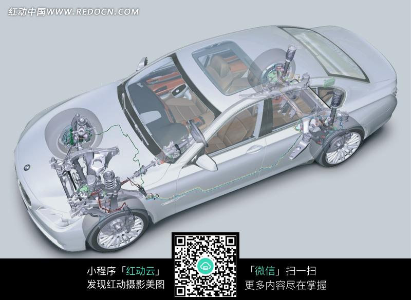 汽车内部结构俯视图图片高清图片