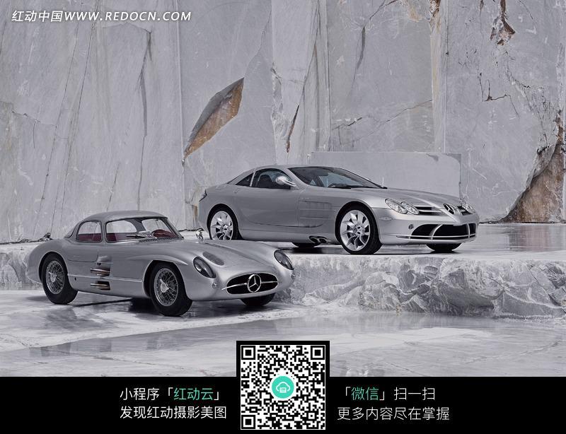 汽车展示场景图片