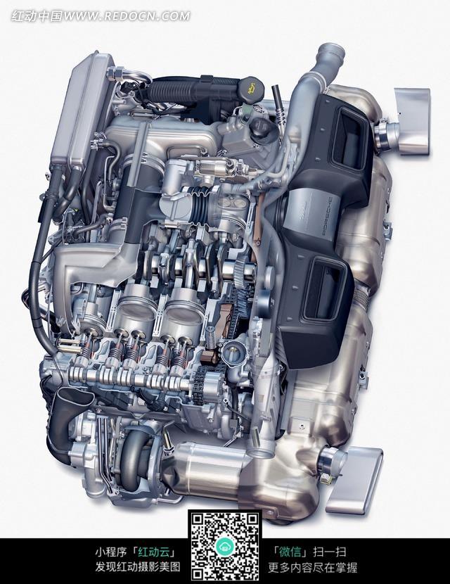保时捷水平对置发动机