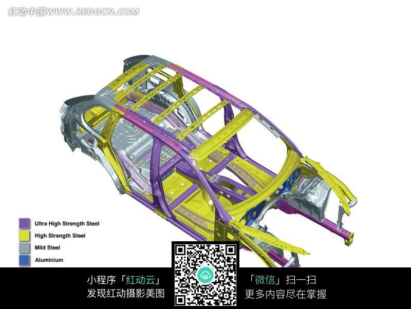 汽车框架结构图图片(编号:875425)_交通工具_现代科技_图片素材