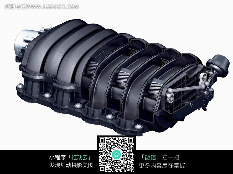 保时捷发动机系统结构部件