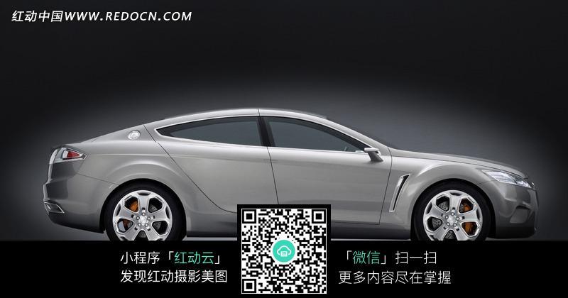 车侧面_福特iosis概念车侧面图片_生活用品图片