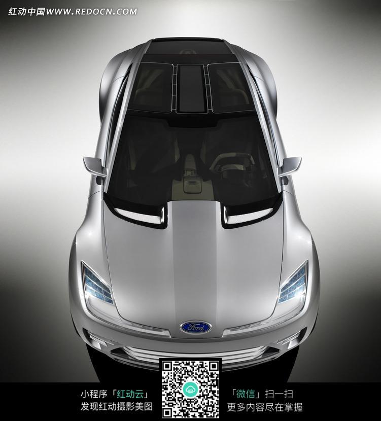 lex 概念车俯视图片素材高清图片