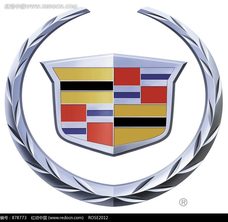 凯迪拉克汽车标志图片