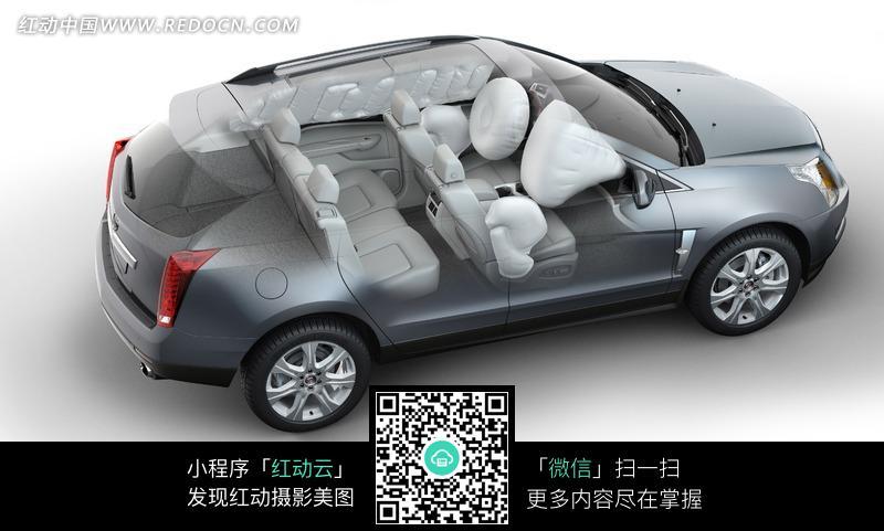凯迪拉克汽车结构模型图图片