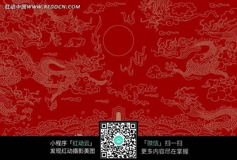 红动网提供底纹背景精美素材免费下载,您当前访问素材主题是红色背景
