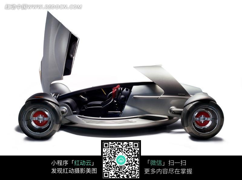 打开车门的丰田mtrc赛车高清图片