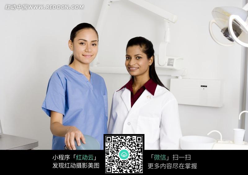 外国女医生图片