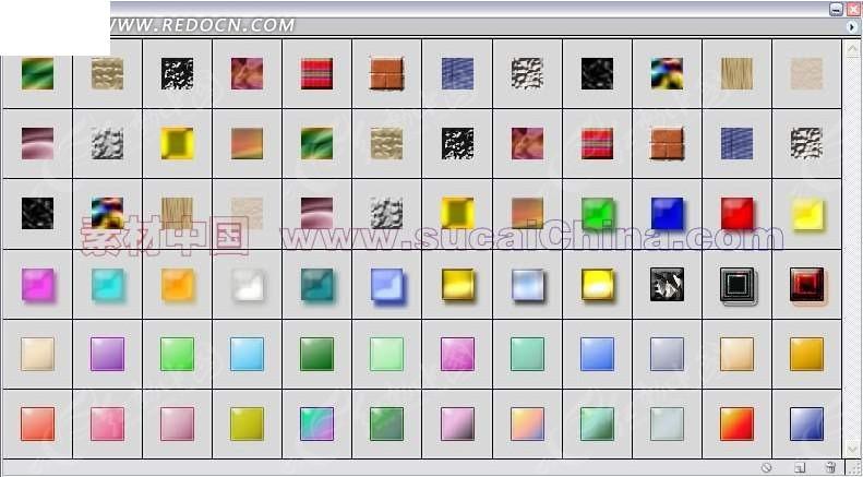 photoshop石纹渐变样式asl素材免费下载 红动网