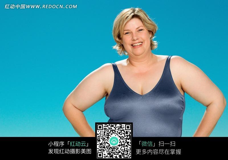 胖女人生活照片