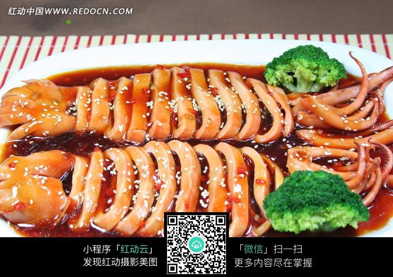 港式美极图片筒美食_中华小吃特色美食鱿鱼汤溪图片图片