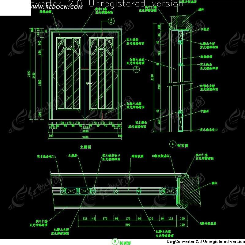 cad家装图库免费下载 cad证书 cad练习图带图解 cad室内设计平面图