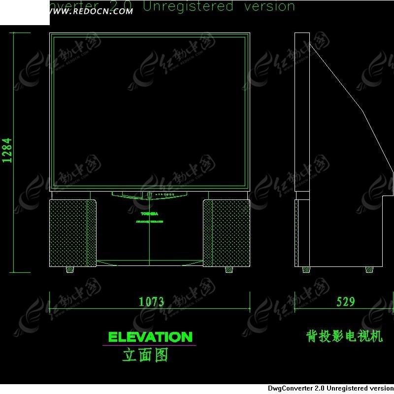 红动网提供CAD图库精美素材免费下载,您当前访问素材主题是电视机尺寸设计图,编号是972451,文件格式CAD,您下载的是一个压缩包文件,请解压后再使用看图软件打开,图片像素是800*800像素,素材大小 是8.54 KB,如果您喜欢本作品,请使用上方的分享功能,分享给您的朋友,可以给他们的设计工作带来便利。