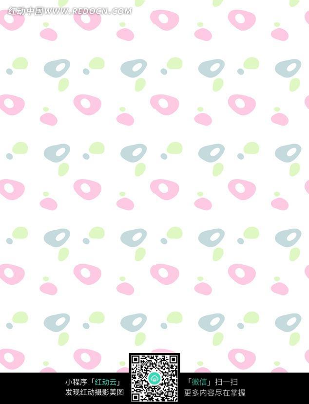 创意可爱型花瓣背景素材图片-花纹|花边|线条|背景图库下载(编号:975933)