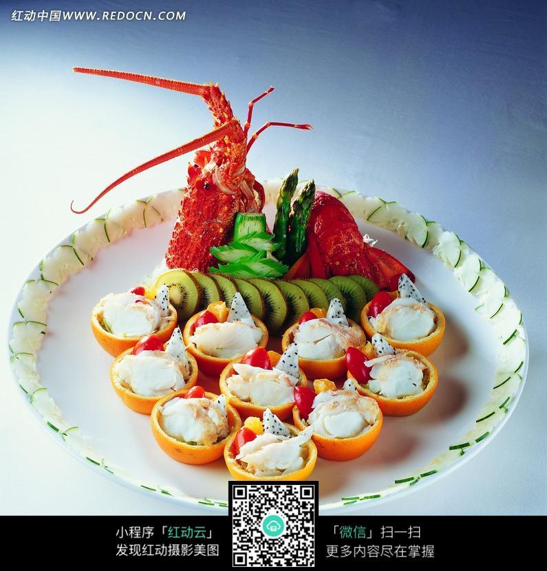 漂亮的图片美食美食拼盘鸿山图片