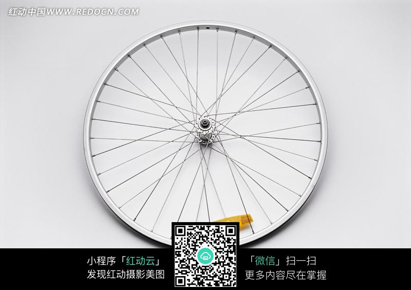 自行车轮胎钢圈图片; 简笔画:轮子大小不同的