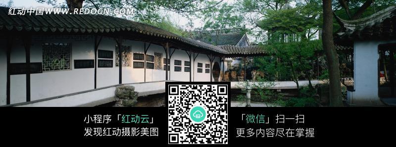 苏州 园林 古典园林 古建筑 江南风景 园林景观 摄影图片