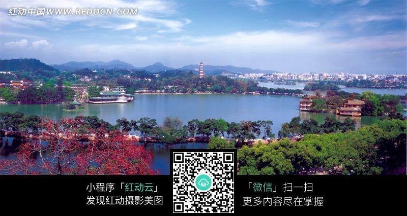 惠州西湖美景