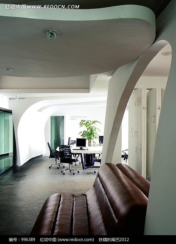 免費素材 圖片素材 環境居住 室內設計 室內曲線風格造型