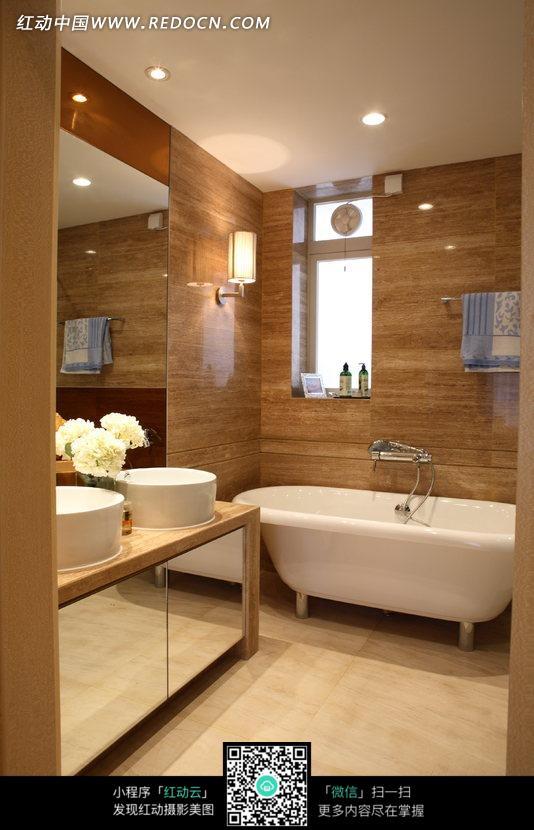 卫生间3d装修效果图 卫生间装修效果图 欧式风格的卫生间效果图 现代