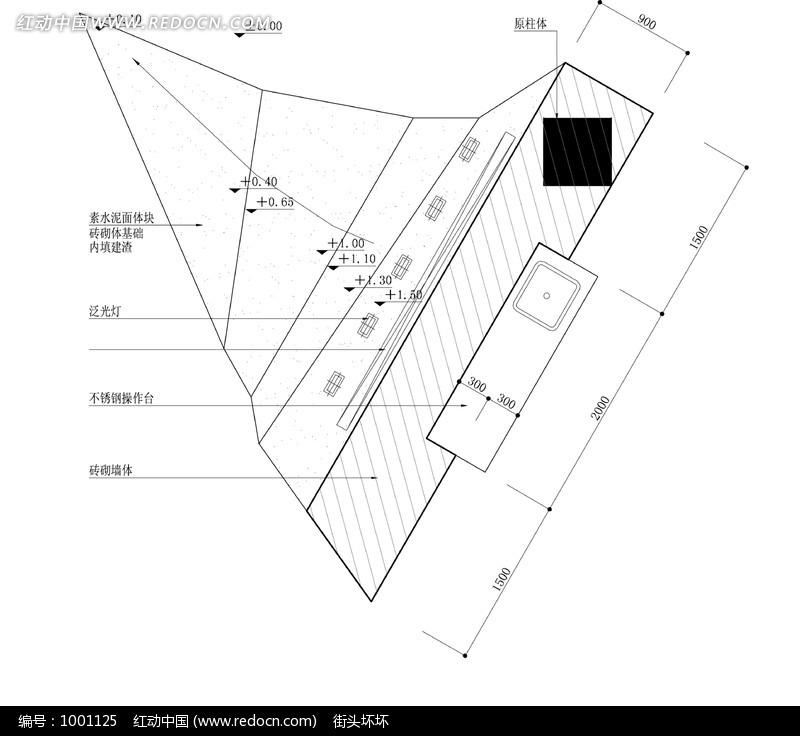 建筑施工图纸