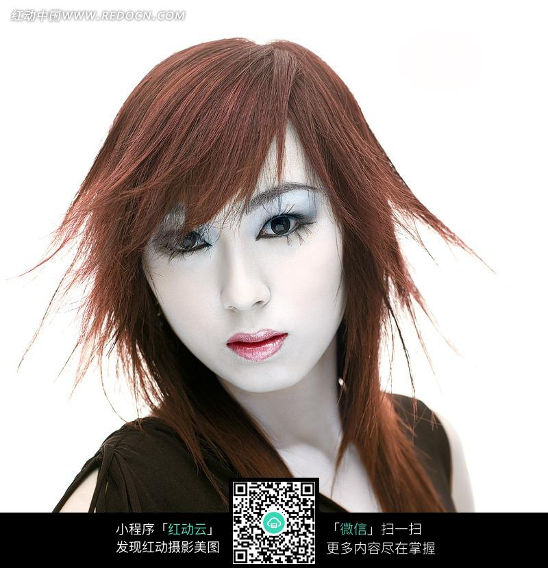 个性时尚沙宣发型设计图片图片