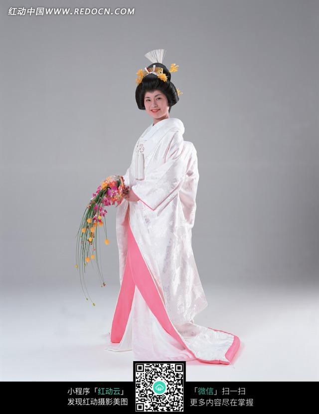 日本和服结婚美女图片