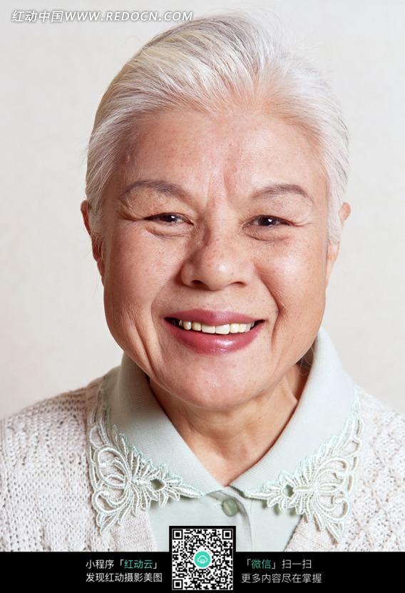 欧美胖老女人_微笑的老女人