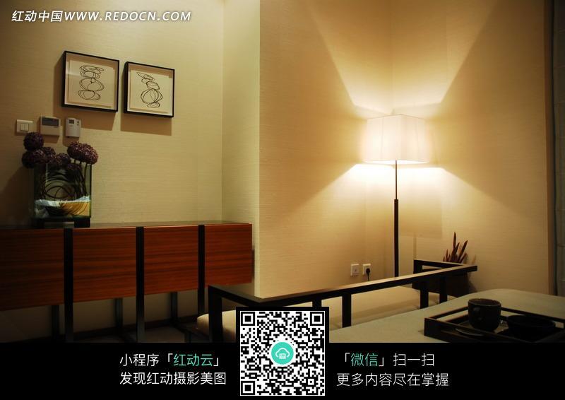 温馨室内灯光设计效果图