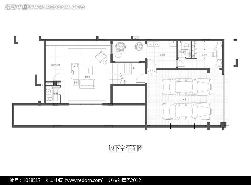 地下室平面设计布局图图片图片