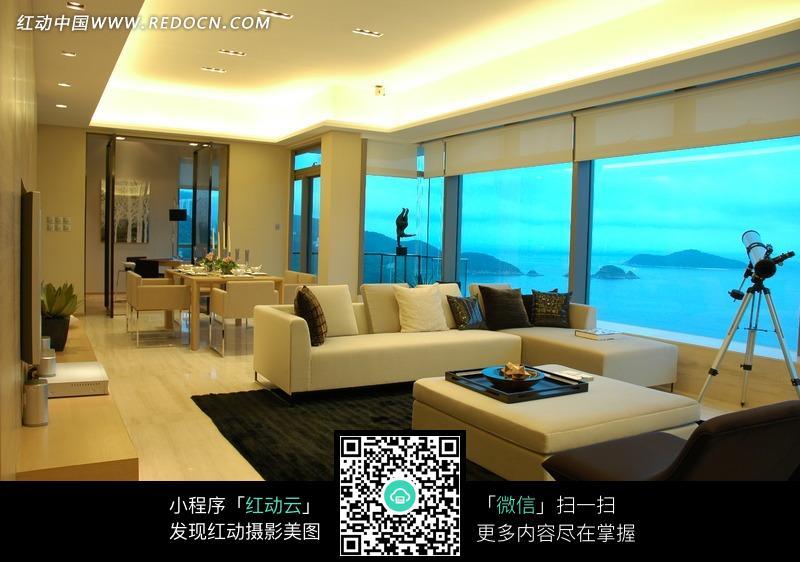 海景别墅图片_室内设计图片