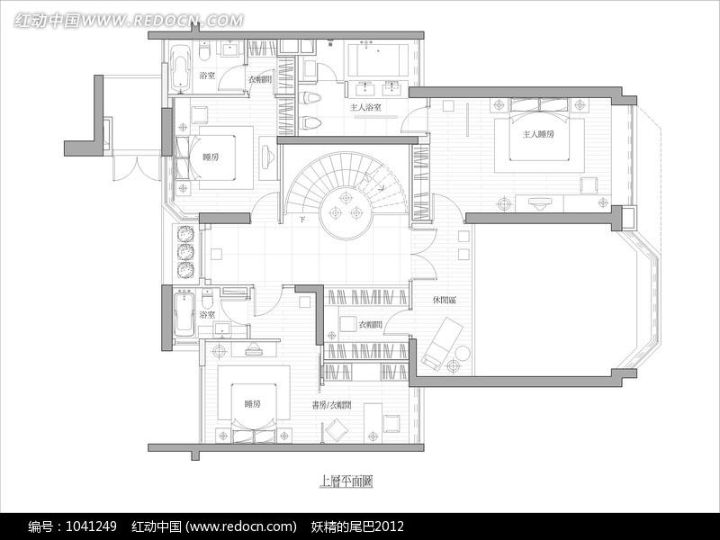 室内装修设计图纸
