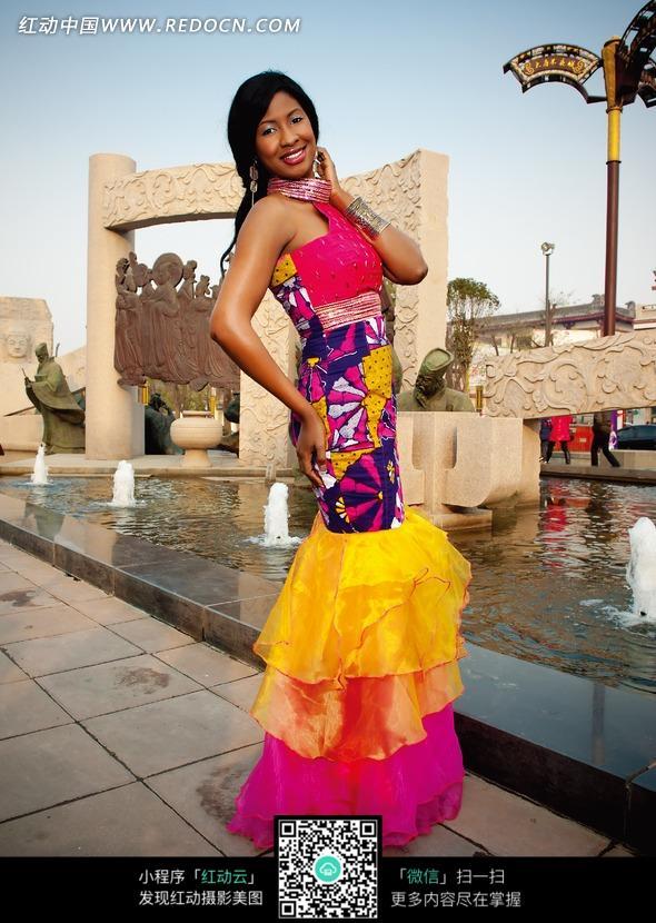 非洲女性_日常生活图片