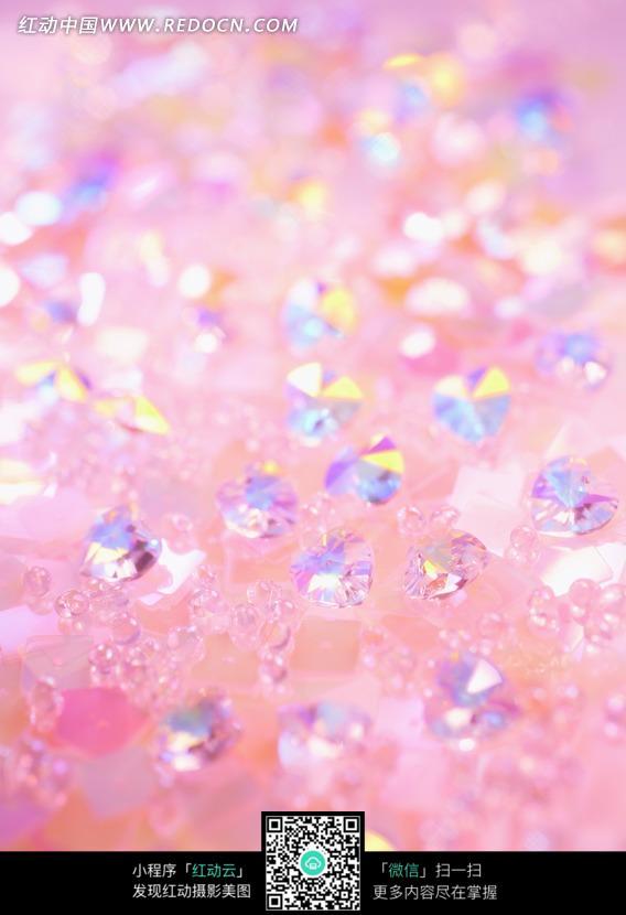 水晶字_亮晶晶的水晶背景图片免费下载_红动网