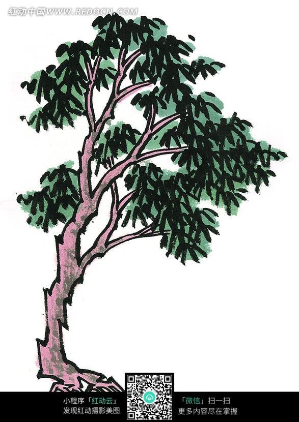手绘蜡笔插画-夏 手绘蜡笔插画-冬 手绘黑白插画-动物世界 手绘蜡笔