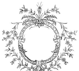 花边相框花纹eps造型设计矢量图