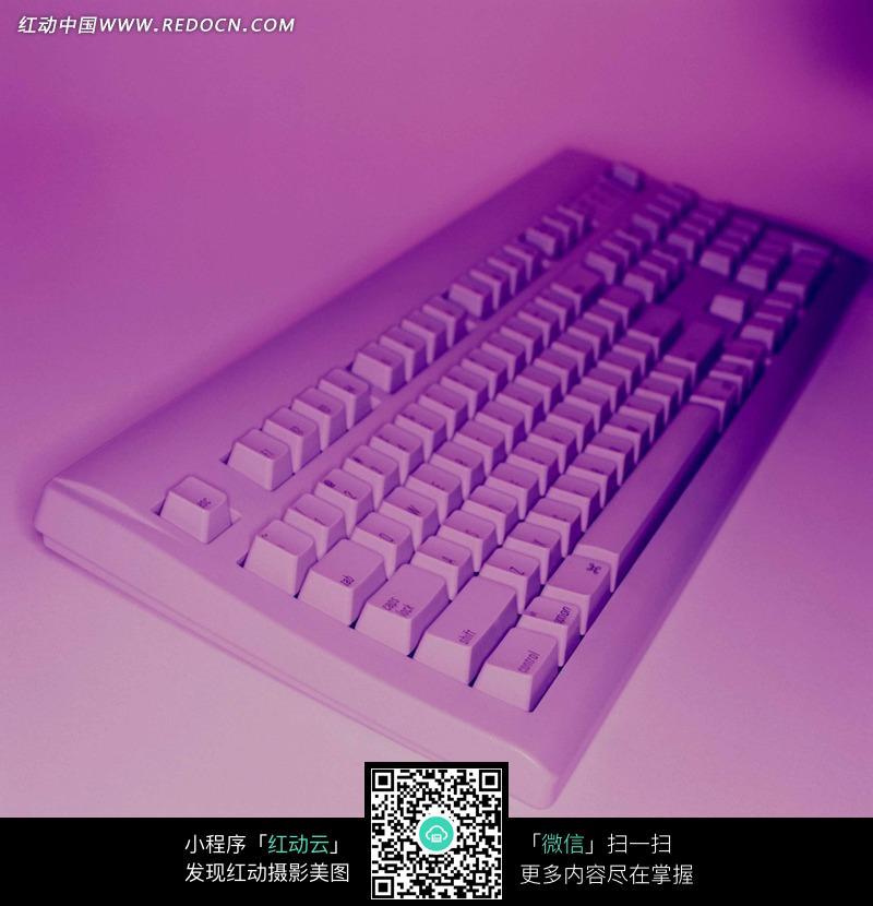 一个电脑键盘图片