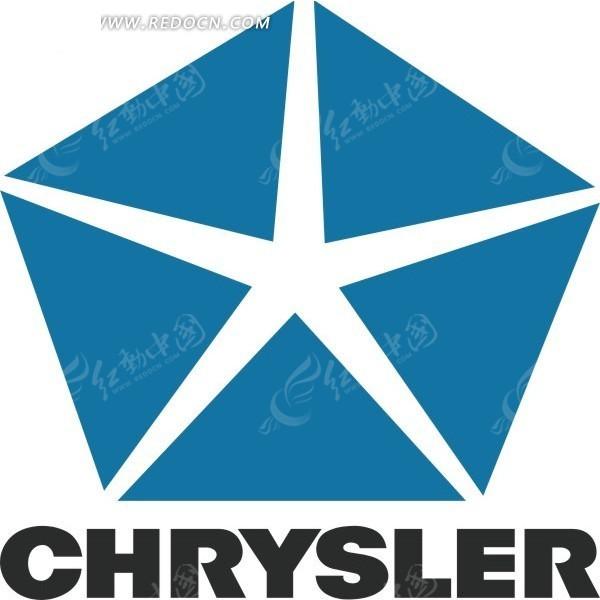 克莱斯勒矢量logo素材矢量图高清图片