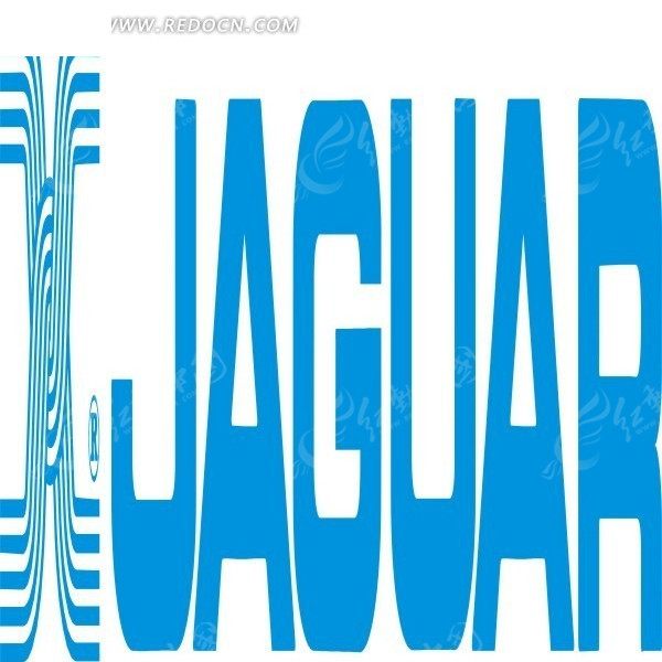 捷豹矢量标志下载矢量图高清图片